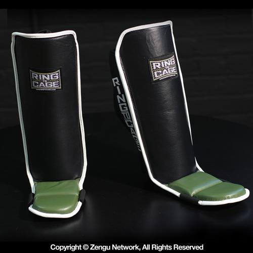 Ring To Cage Grappling Shin & Instep Guards